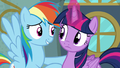 "Rainbow Dash ""good one, Twilight"" S6E24.png"