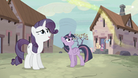 "Rarity ""I can tell this is beautiful!"" S5E2"