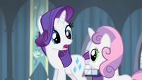 Rarity -wherever did you come up- S4E19