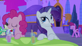 Rarity of course she was S2E25.png