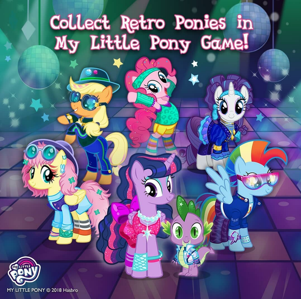 My little pony established 1983 my little pony - My little pony wikia ...