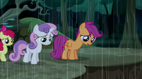 Scootaloo unsure of herself S5E6