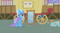 Snips and Snails leaving Trixie alone S1E06