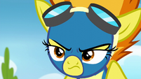 Spitfire still not amused S6E7