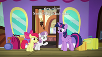 "Sweetie Belle ""don't need to come with us"" S8E6"