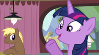 "Twilight ""What could be better"" S4E15"