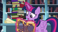 Twilight --But I'm not sure how long it'll take-- S6E2