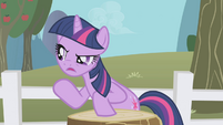 "Twilight Sparkle ""I'll decide who gets it"" S1E03"
