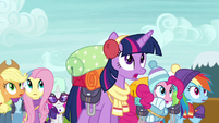 Twilight and friends in surprise S6E17