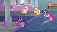 Twilight and friends in the School of Friendship S8E1
