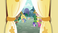 View of Ponyville from Sugarcube Corner S5E7.png