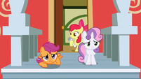 Apple Bloom has an idea S2E23