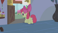 Apple Bloom heading outside S1E09.png