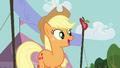 Applejack 'Lookin' good, everypony!' S3E08.png