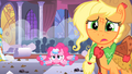 Battered Pinkie Pie and Applejack S01E26.png