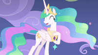 "Celestia ""my Royal Canterlot Voice"" S8E7"