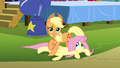 Fluttershy has no idea S4E12.png