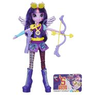 Friendship Games Sporty Style Twilight Sparkle doll