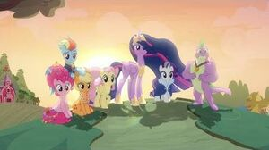 MLP FiM Music The Magic of Friendship Grows HD