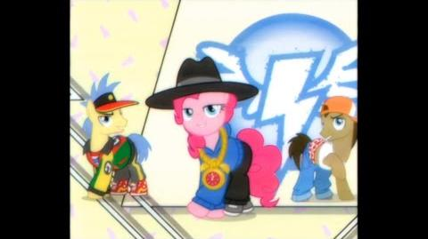 Norwegian The Rappin' Hist'ry of The Wonderbolts HD
