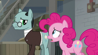 "Pinkie ""you're not gonna close down"" S9E14"