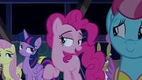 Pinkie Pie --shucks, it was nothing-- S6E15