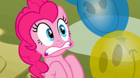 Pinkie Pie afraid of balloons S2E1