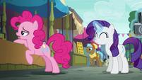 Pinkie Pie sad --yup-- S6E3