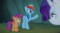 "Rainbow Dash ""I've got a ton of stories!"" S7E16"