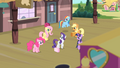 Rarity '...my very best friends there with me!' S4E08.png