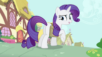 Rarity -I'm not going to stop now- S4E23