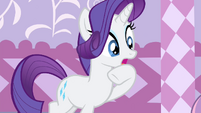 Rarity -if I did anything to upset you- S4E19