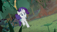 Rarity galloping after Starlight Glimmer S8E13