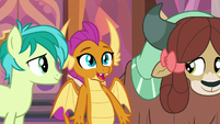 "Smolder ""would've been so much easier"" S8E9"