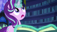 Starlight Glimmer --they would barely notice it-- S6E21