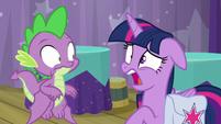 "Twilight ""unpredictable is not good"" S9E16"