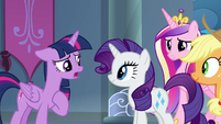 "Twilight ""you do want to come, right?"" S8E25"