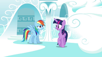 "Twilight Sparkle ""I discovered that you catalog everything"" S4E21"