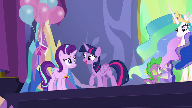File:Twilight Sparkle congratulates Starlight S7E1.png
