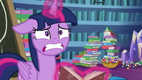 Twilight Sparkle getting stressed again MLPBGE
