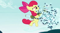 Apple Bloom sucking the twittermites S5E04