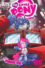 Comic micro 5 Bot Con 2013 cover