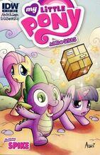 Comic micro 9 cover B