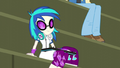 DJ Pon-3 enjoying the show EG3.png