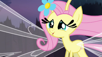 "Fluttershy ""I'll miss you"" S4E16"
