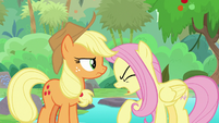 Fluttershy -and right now!- S8E23