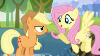 Fluttershy the negotiator S03E10