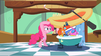 Happy Squished Pinkie S2E13