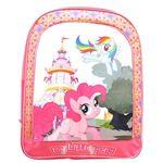 Hasbro's Pinkie Pie and Rainbow Dash backpack