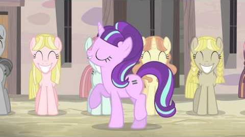 MLP FiM Music In Our Town HD